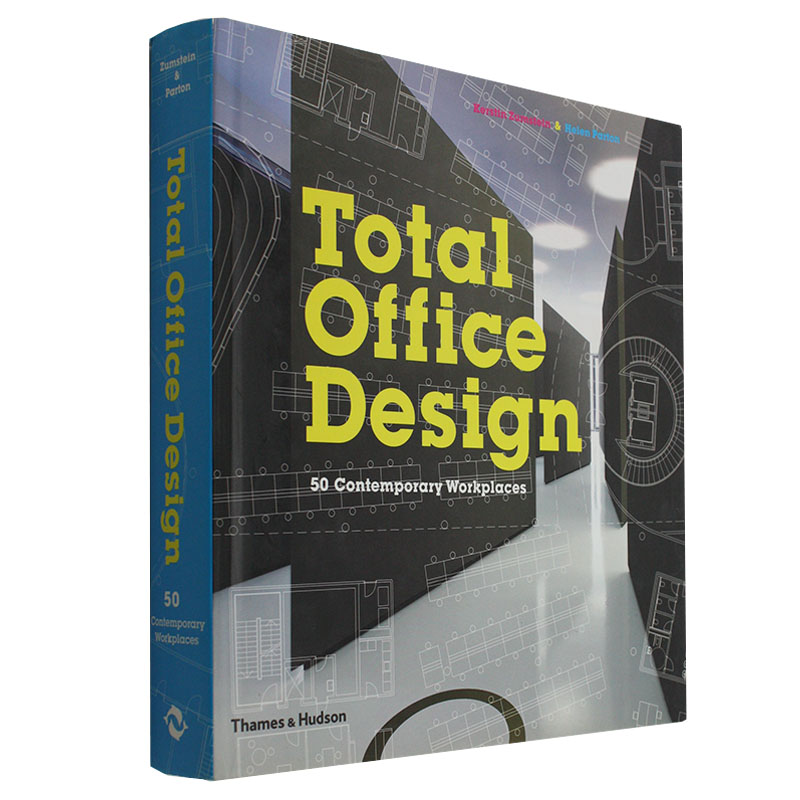 Total office design 50 contemporary workplaces 50 for Total office design 50 contemporary workplaces